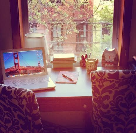 Hoboken Originals: All About {Working From Home}