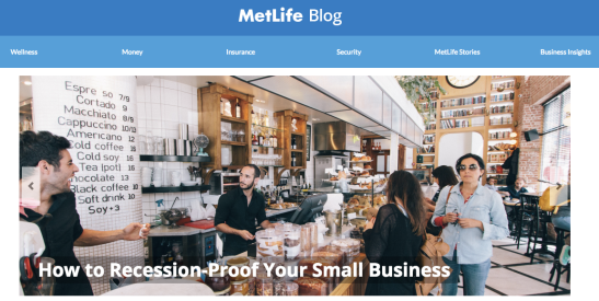 MetLife Blog